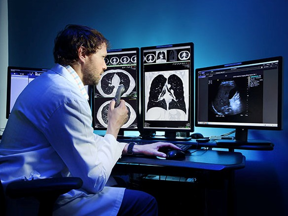 Radiology - Diagnostic Imaging Books